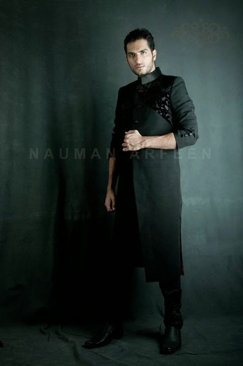 Fusion collection by Nauman Afreen