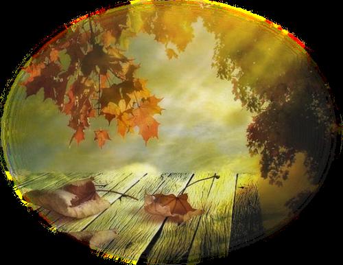 Jesienny życia czas...