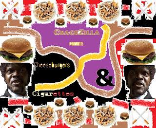 Cheeseburgers & Cigarettes by CrackZilla hiphop rap beats album download free hiphop beats