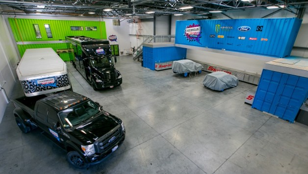 Ken Block Hoonigan Racing Division Photos
