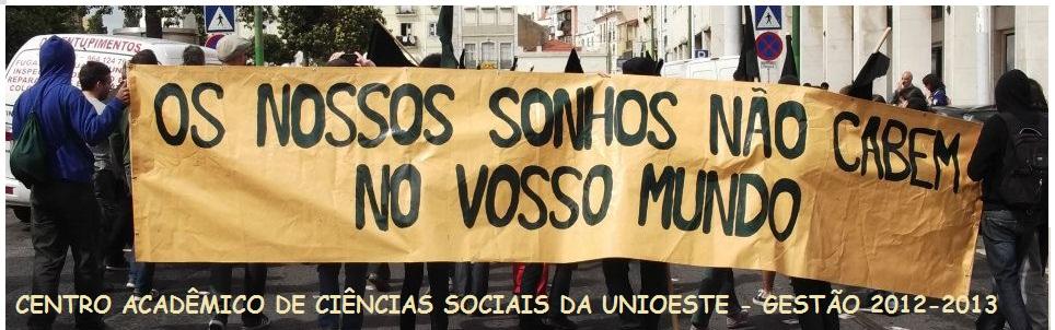 Centro Acadêmico de Ciências Sociais da Unioeste/Toledo