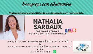 Nathalia Sardaux - Viva bem! Emagrecimento natural e saudável!
