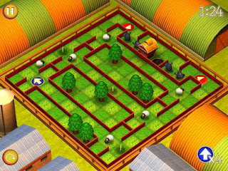 Running Sheep: Tiny Worlds Screenshot mf-pcgame.org