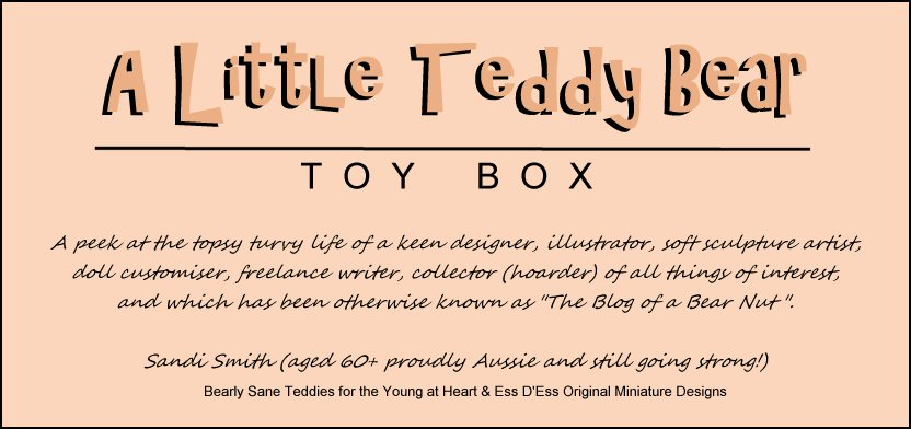 A Little Teddy Bear Toy Box - Blog of a Bear Nut
