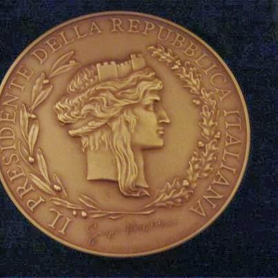 Medaglia Di rapresentanza