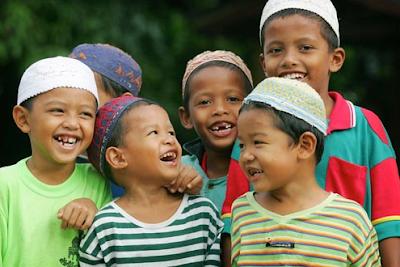 kanak-kanak Islam