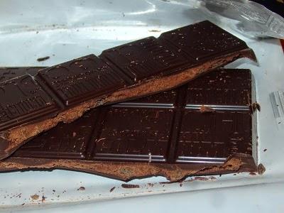 Chocolate negro valor