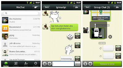 Download Wechat Gratis