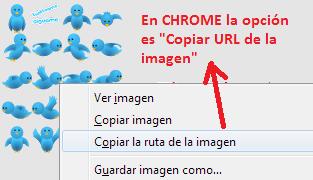 URL imagen