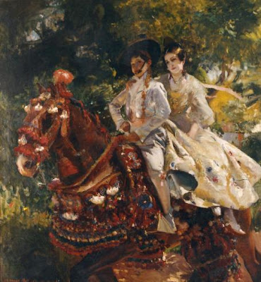 exposicion joaquin sorolla valencia 42 obras de Joaquín Sorolla   Museo de Bellas Artes de Valencia