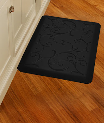 BellaMotif32Black WellnessMats Review