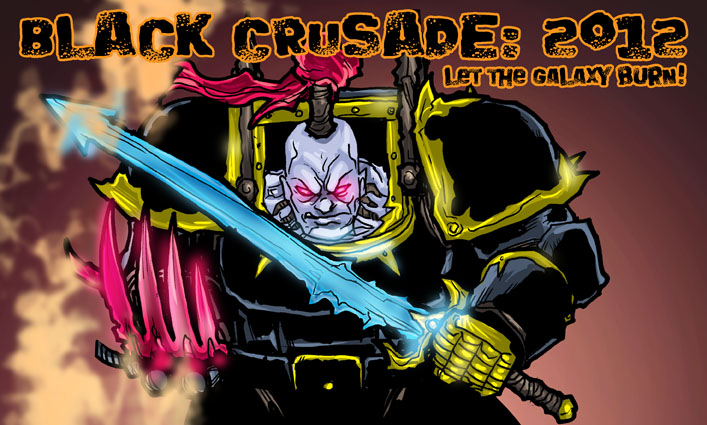 Black Crusade 2012
