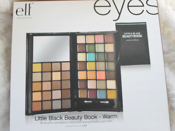 ELF Little Black Beauty Book - Warm.