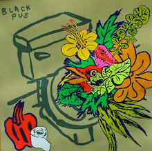 "BLACK PUS ""DOWN DOWN DA DRAIN"" 7 inch"