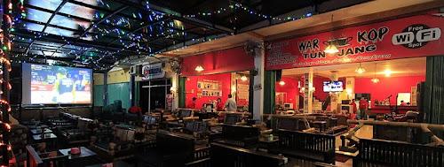Warkop TUN-JANG, Cafe & Resto