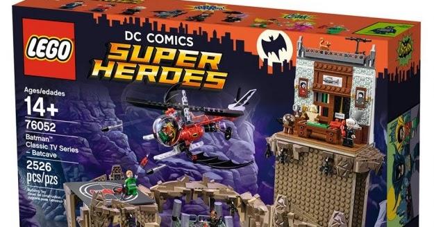 Toyriffic: Holy Constructive Play, Batman! LEGO Unveils Batman ...