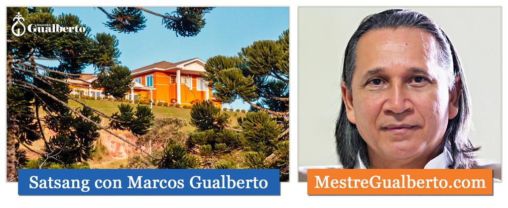 Satsang con Marcos Gualberto
