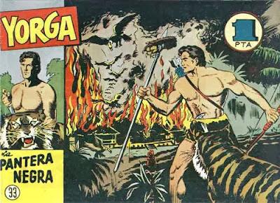 Yorga Nº 33-Hispano Americana de Ediciones