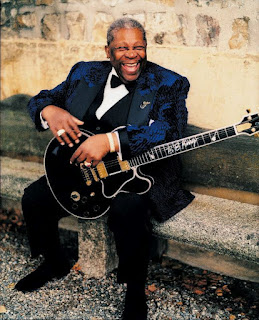 B.B. King, Blues