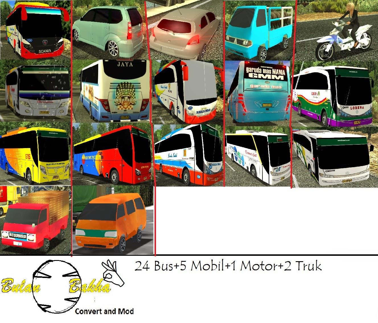 Traffic Indonesia v2 Traffic Bulan Bakha v2 by Azka