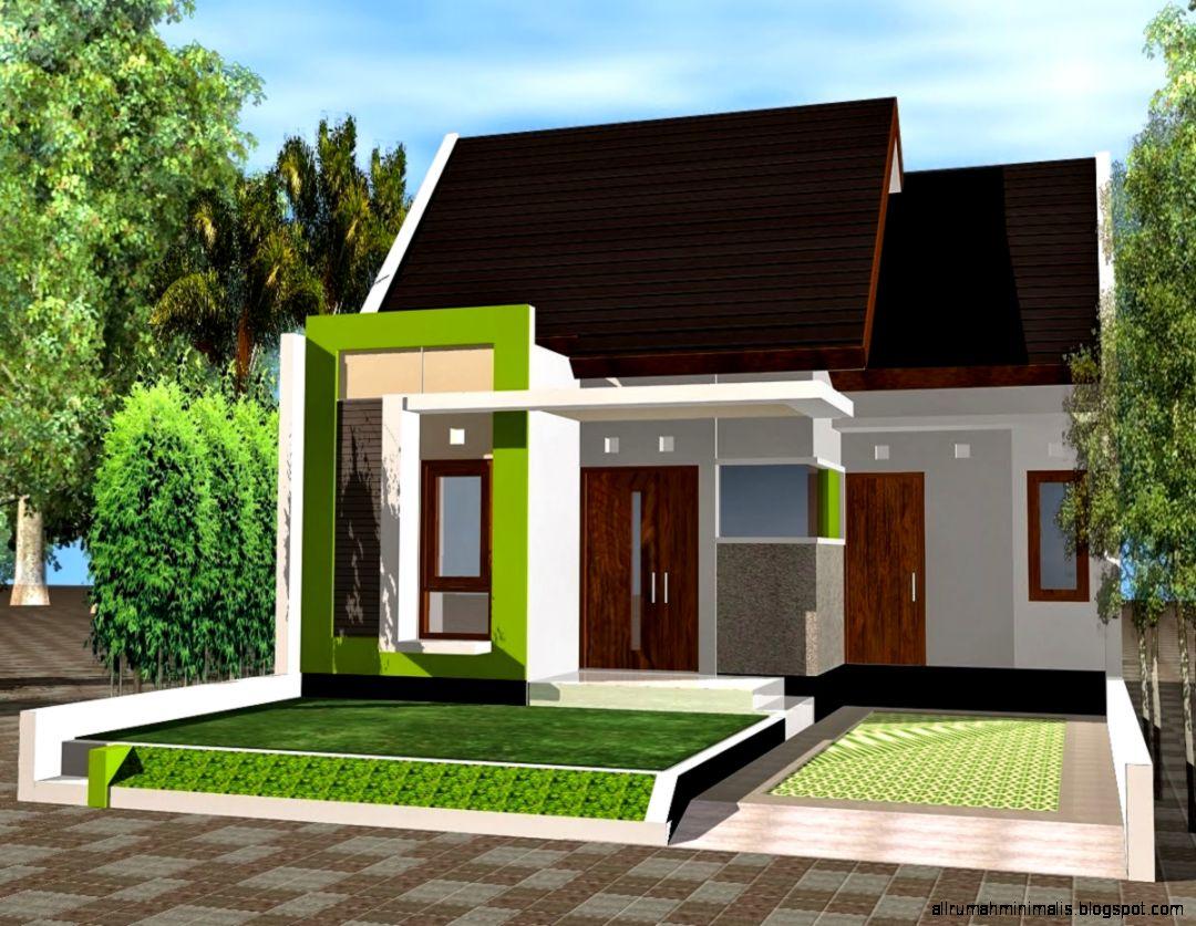 Macam Macam Gambar Rumah Sederhana Terbaru   Desain Denah Rumah