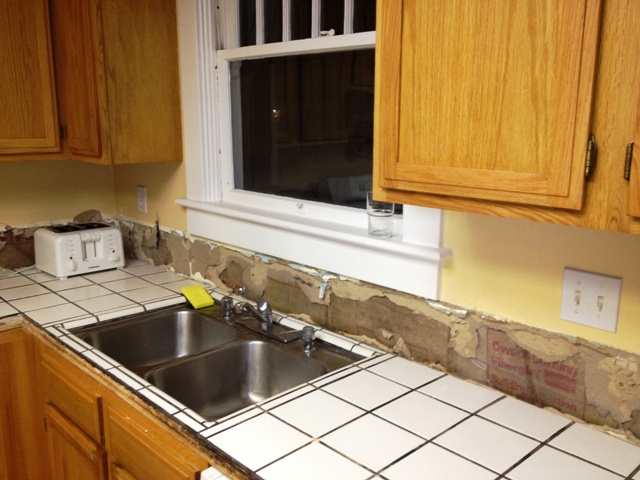 Countertop Backsplash Trim : ... .....Real Estate.....Portland, OR: New Corian Kitchen Countertops