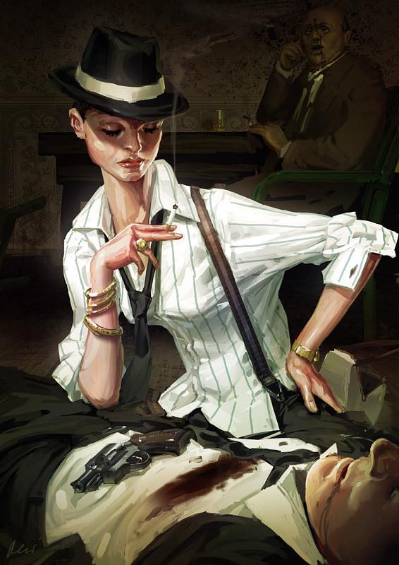 Michal Lisowski. Ilustración   Illustration