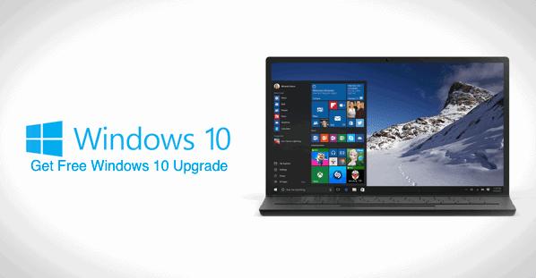 Windows 10 aggiornamento gratis