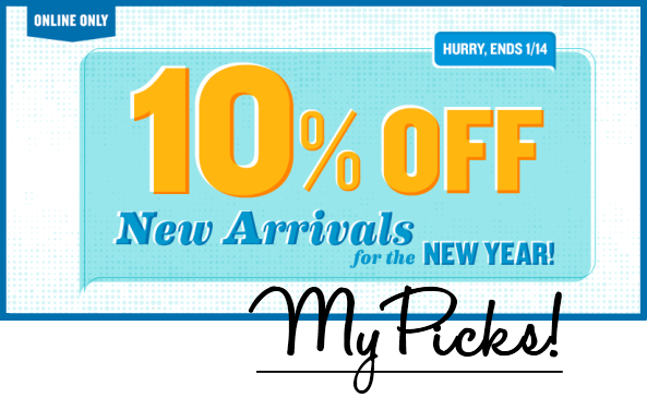 Deal of the Day: 10% Off New Arrivals at Old Navy — a Modern Mrs.