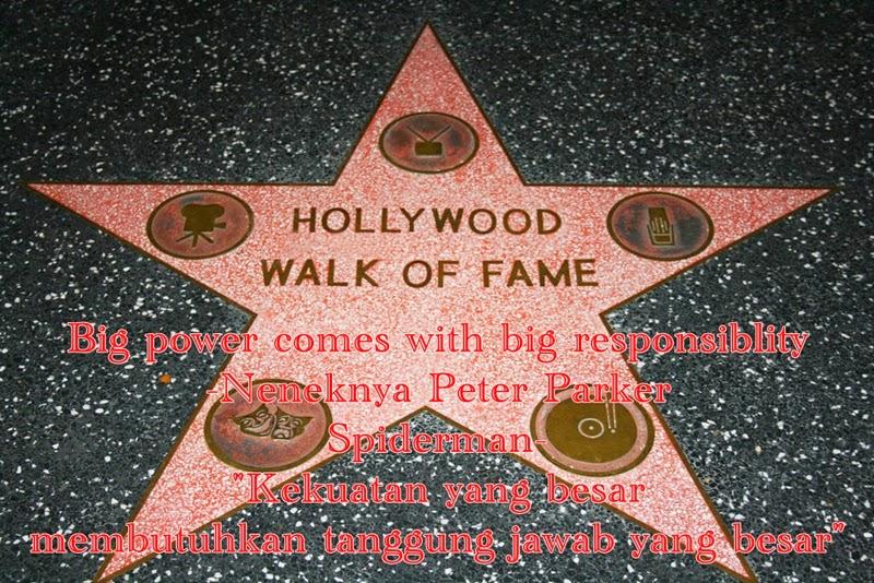 Kumpulan Kata Mutiara dari Film Hollywood