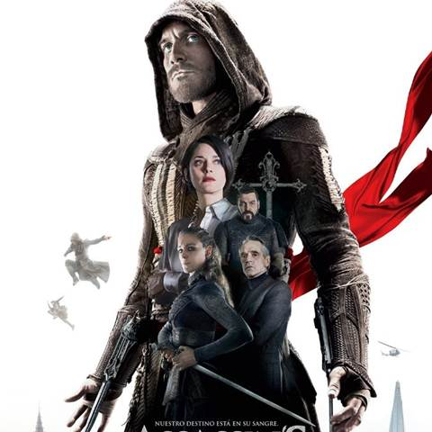 Download Free Movie Assassins Creed (2016) Subtitle English HD-TS 720p  - stitchingbelle.com
