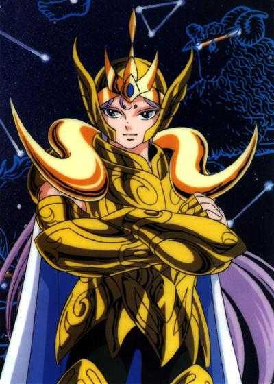 [Anime do Mês] - Os Cavaleiros do Zodíaco Mu+Aries