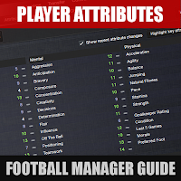 Football Manager Guide Player Attribute