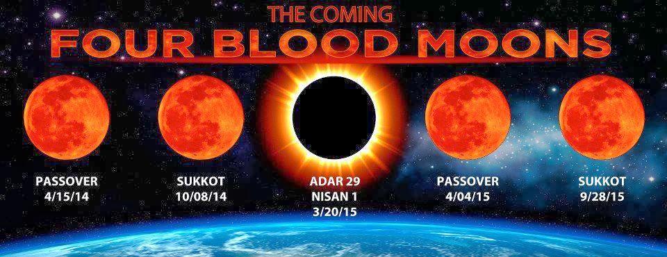 sermon on blood moons - photo #3