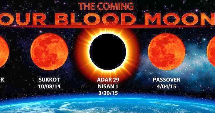 sermon on blood moons - photo #13