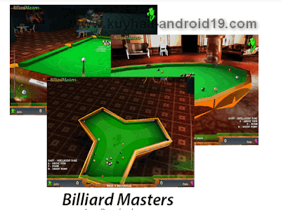 BILLIARD MASTERS GAME PC