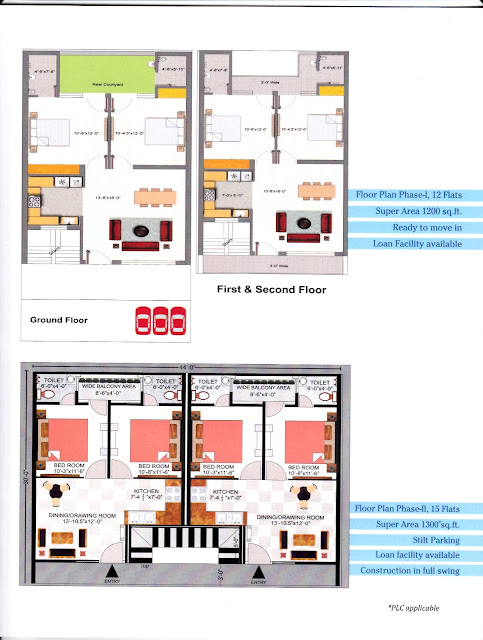 sanbros floors kharar floor plan
