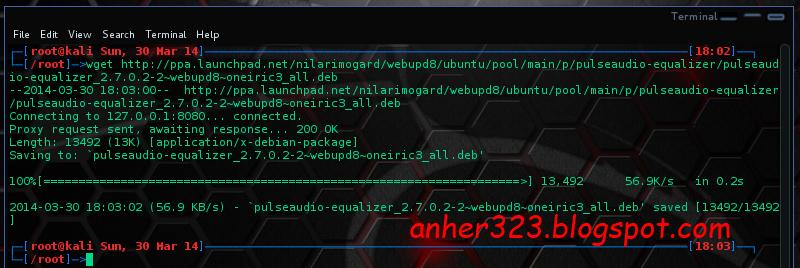 wget http://ppa.launchpad.net/nilarimogard/webupd8/ubuntu/pool/main/p/pulseaudio-equalizer/pulseaudio-equalizer_2.7.0.2-2~webupd8~oneiric3_all.deb