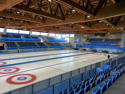 ice rink beselga pinè