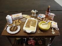 il tavolo del tiramisù