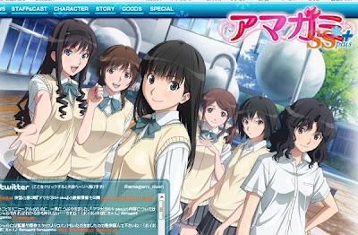 Amagami SS + Anime segunda temporada detalles