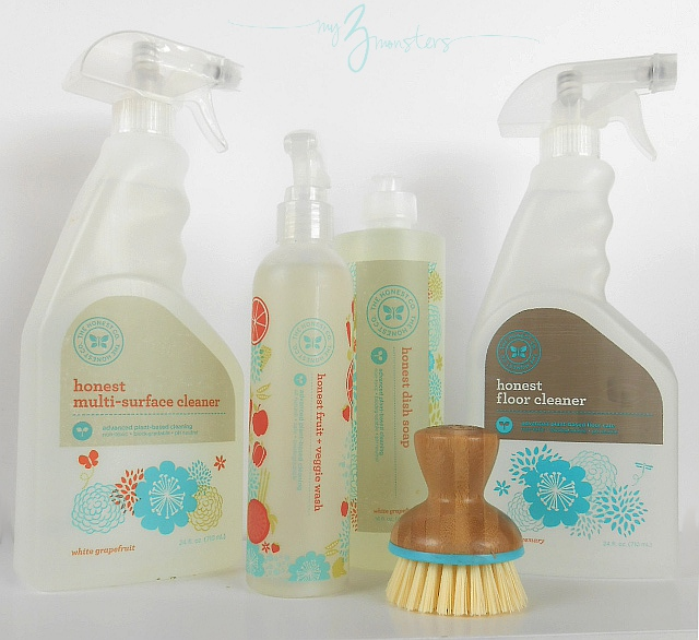 Honest Company Cleaning Products