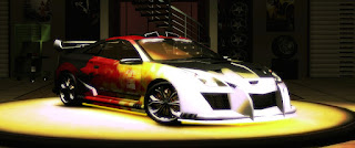 Need for speed underground 2 all cars