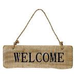 Velkommen - Welcome