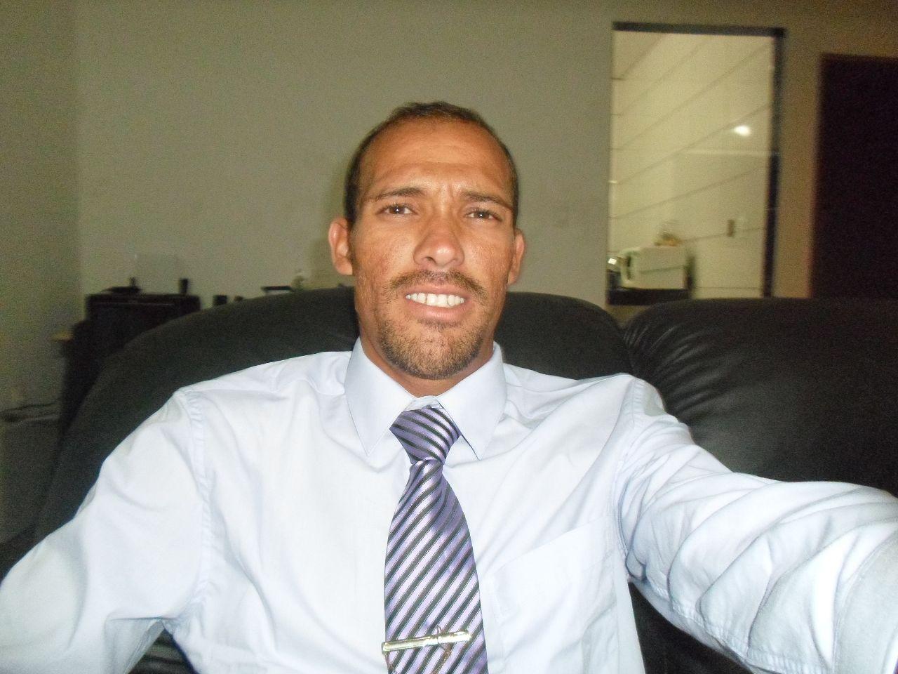 Missionário Andre Santos