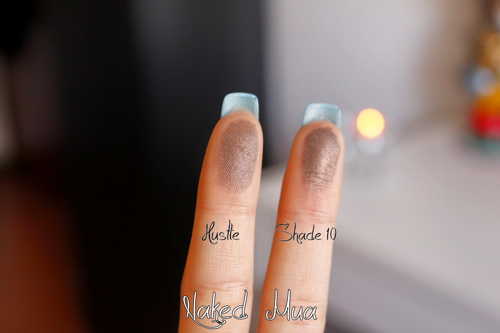 Naked Mua Hustle shade 10