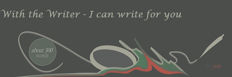 Freelance Writer - I can write for You