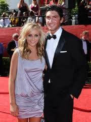 Nastia Liukin with Boyfriend