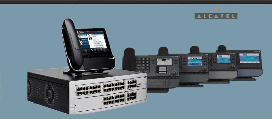 IP  Alcatel Omni ολοκληρωμένες λύσεις & υπηρεσίες που καλύπτουν κάθε ανάγκη...