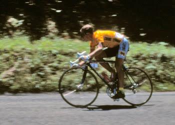 Greg LeMond, Pyrenees, 1990